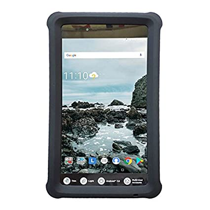 lowest price d9ddc d57a8 Amazon.com: Lenovo TAB3 Essential 7.0 Case-MingShore Silicone Rugged ...