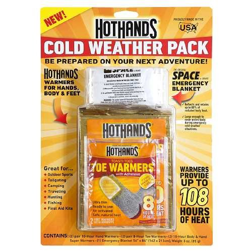 HotHands Cold Weather Pack 1 set