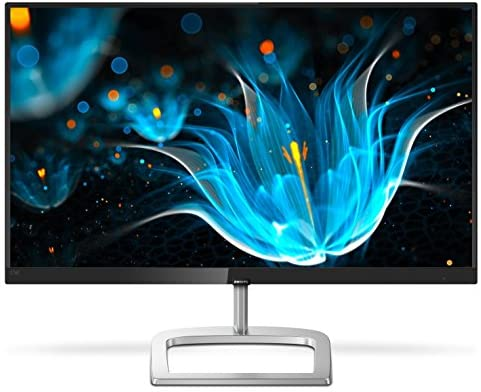 "Philips 276E9QDSB 27"" frameless video display, Full HD IPS, 124% sRGB, FreeSync 75Hz, VESA, 4Yr Advance Replacement Warranty"