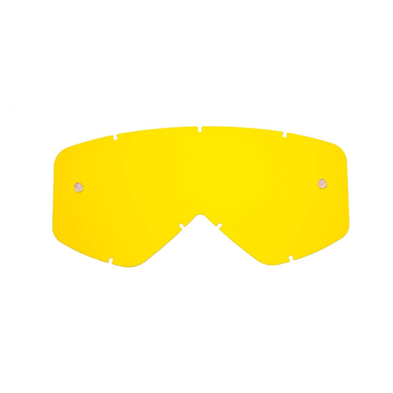 SeeCle 417181 rot ersatzgl/äser f/ür masken kompatibel mit Smith Fuel//Intake//V1//V2 Maske