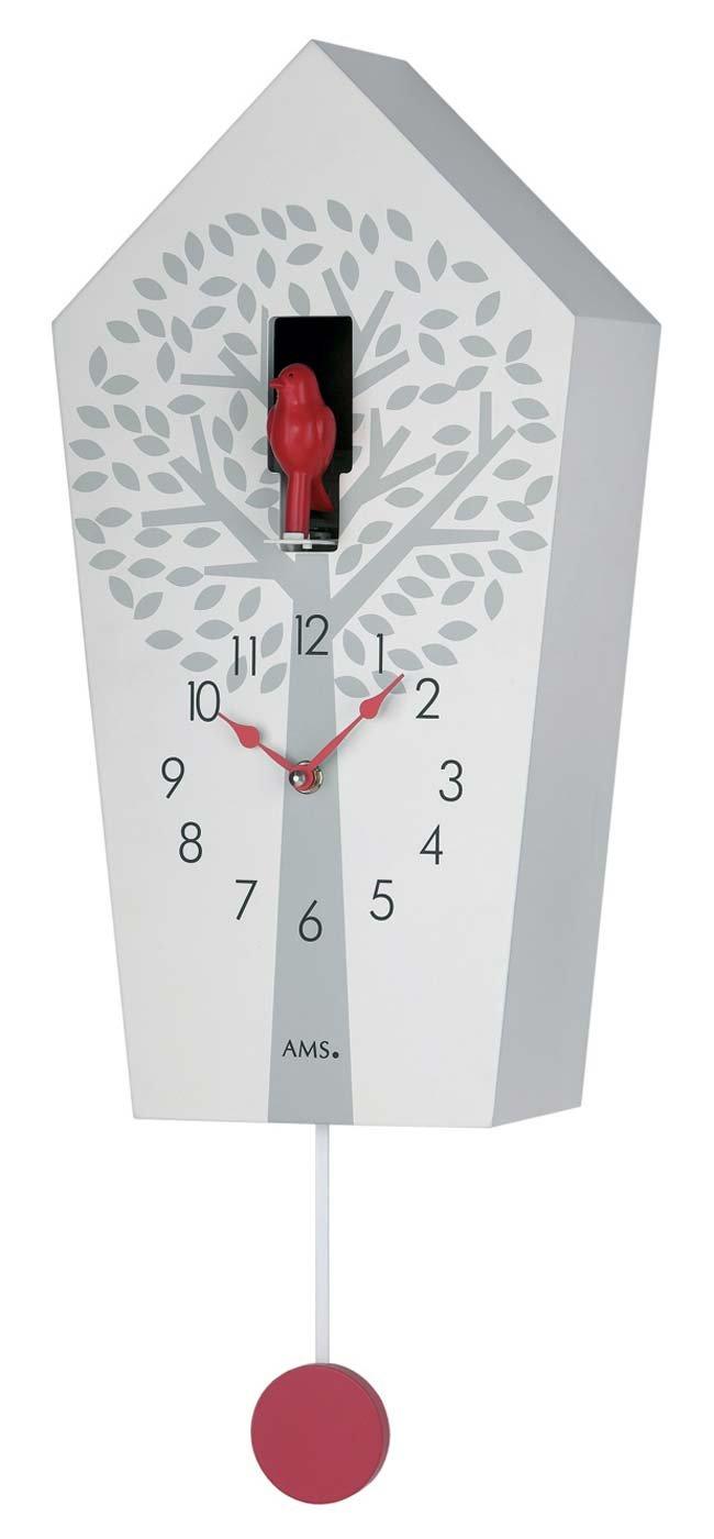 クォーツ式鳩時計 B007W11RU2