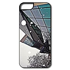 Cool Stylish Building IPhone 5/5s Case For Couples by lolosakes