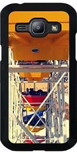Funda para Samsung Galaxy J1 - Vista Desde La Cima Ii by Tara Yarte Photography & Design