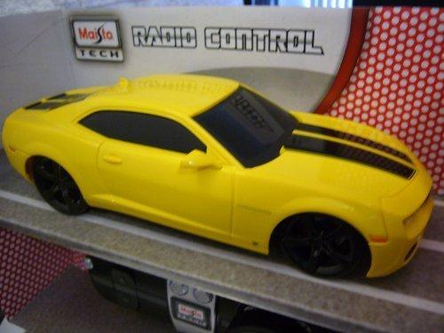 Maisto R/C 2010 Camaro Radio Control 1:24 Scale