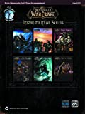 World of Warcraft Instrumental Solos for Strings, Alfred Publishing Staff, 0739074873
