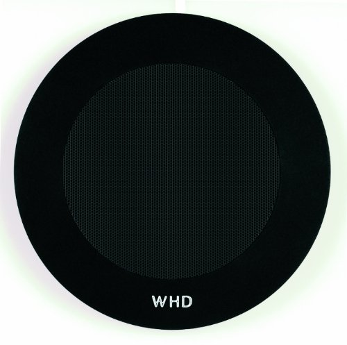 - WHD 148002042400200 Plastic Bezel R 240 Basic, Anthracite with Grid Black