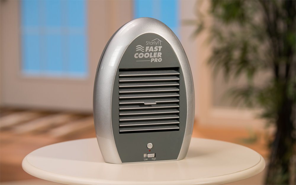 Thane Fast Cooler Pro - Personal Space Air Cooler - 3-in-1 Portable Mini Cooler, Humidifier & Purifier