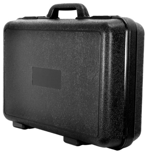 21 x 14 x 6.625 Interior Cases By Source B21147F Blow Molded Foam Filled Carry Case
