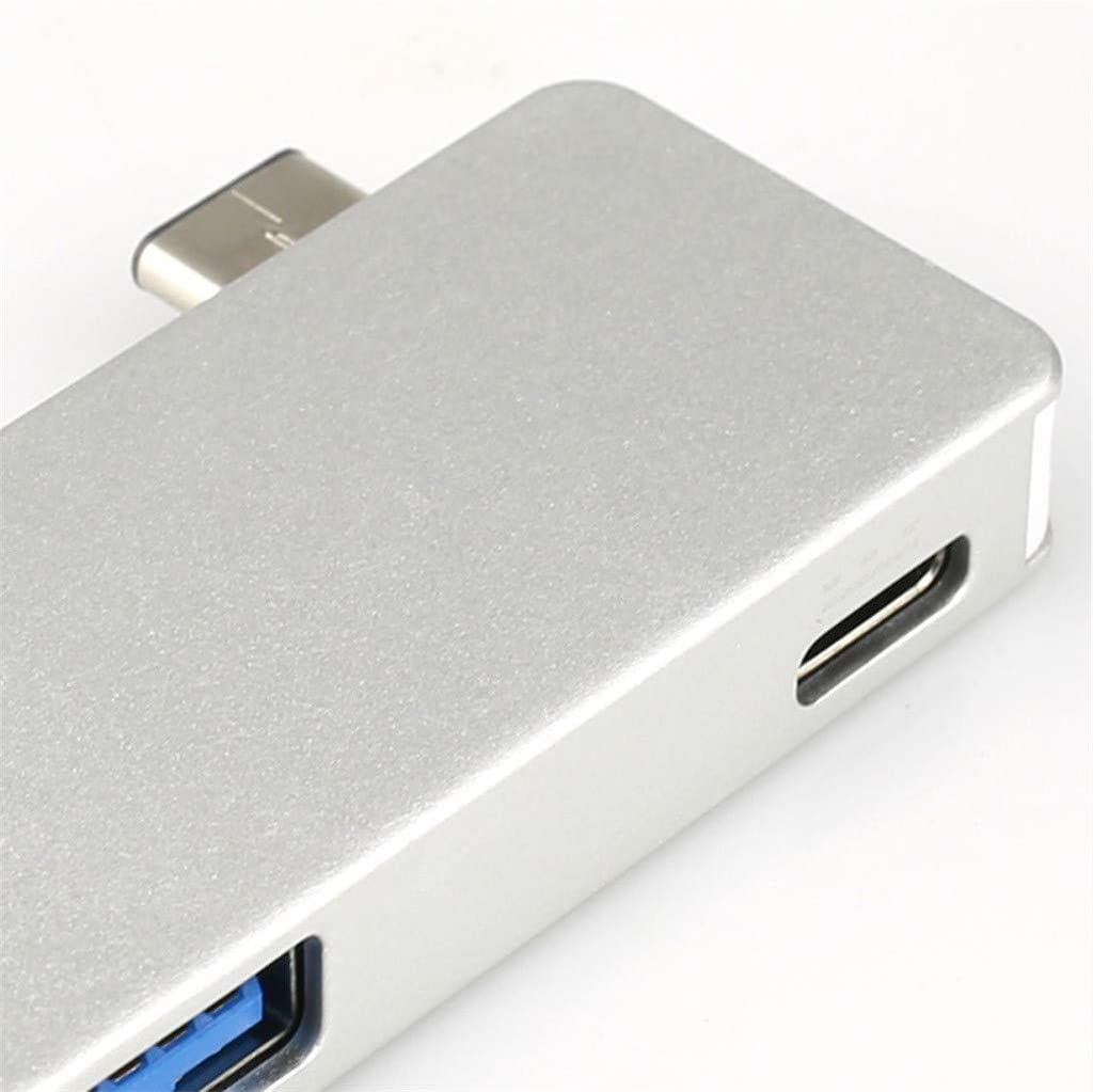 ACASIS AC-3U1C Aluminum 3-Port 1 USB 3.0 2 USB2.0 Type C Hub Adapter Nesee Hub Adapter