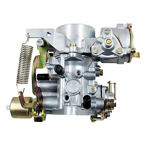 iFJF Carburetor for VW Beetles Super Beetles 1971-1979 Dual - Import