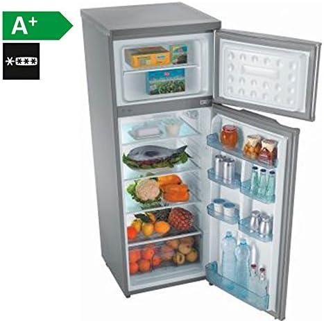 Zerowatt ZDAP 245 S nevera y congelador Independiente Aluminio 204 ...