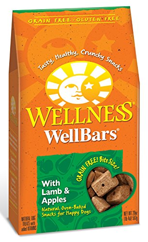 Wellness WellBars Crunchy Natural 20 Ounce product image