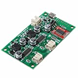 5pcs Davitu HF69B 6W+6W Dual Channel Stereo Bluetooth Speaker Amplifier Board Power By DC 5V Or 3.7V Lithium Battery With Power Charging Management - Arduino Compatible SCM & DIY Kits - Module Board