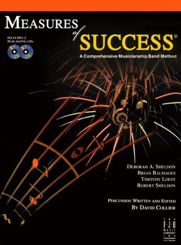 Measures Of Success - Alto Saxophone Book 2