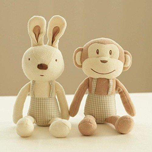 XDOBO Soft Plush Animal Stuffed Toy, Bunny Toto - 13