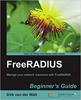 Book FreeRADIUS Beginner's Guide
