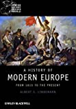 A History of Modern Europe: From 1815 to the Present