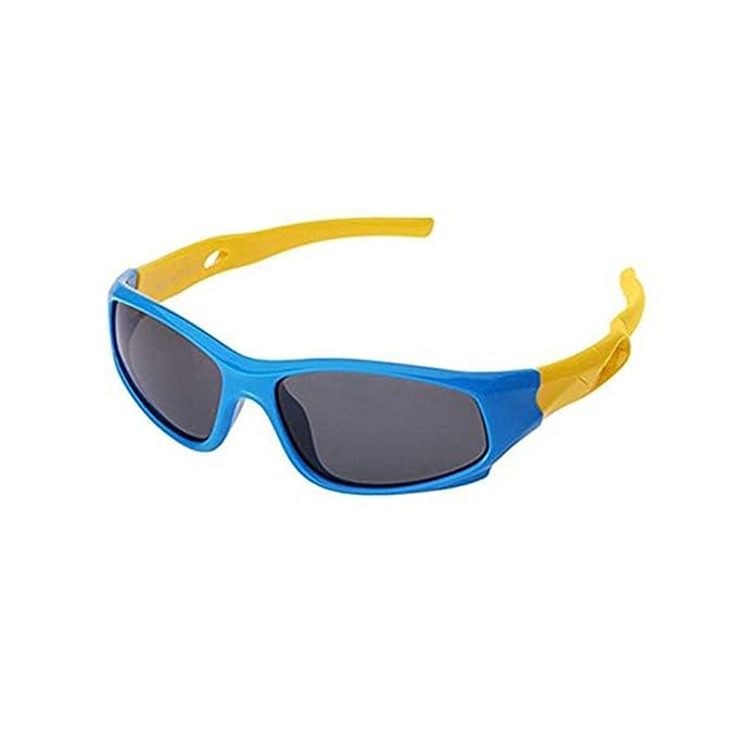Forepin® Gafas de Sol Niño y Niña (3-12años) Deporte ...