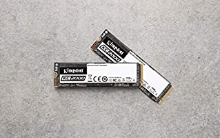 Kingston KC2000 (SKC2000M8/500 G) M.2 2280 NVMe SSD 500 G ...