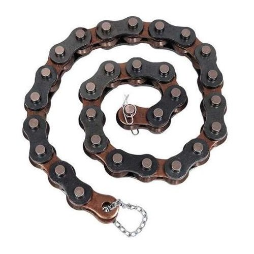 "Wheeler 552420 Complete Chain for 559020, 20"" Pipe, 82-1/..."