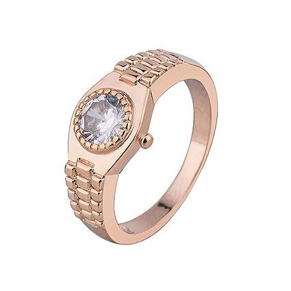 Amazon.com  Wenini Watch Ring 00f5427f9311