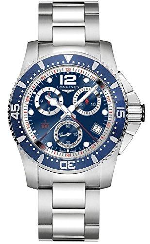 longines-hydroconquest-l37434966-divers-chronograph-blue-dial-blue-bezel-quartz-mens