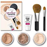 BareMinerals Up Close & Beautiful 30-Day Complexion Starter Kit - MEDIUM TAN by Bare Escentuals