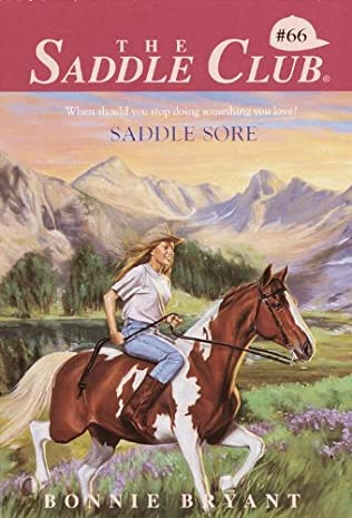 book cover of Saddle Sore