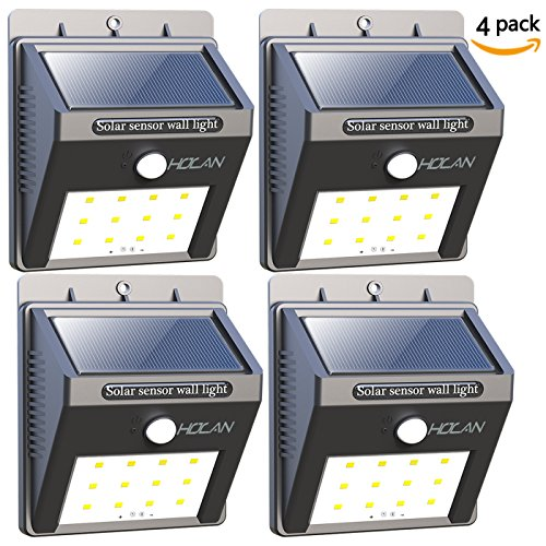 12 Led Solar Light - 8