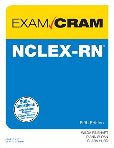 NCLEX-RN Exam Cram (5th Edition)