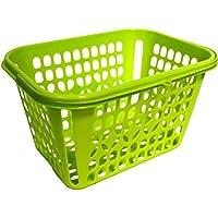 Cesta de plástico Verde para Las Pinzas