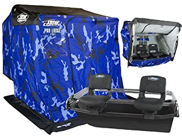 OTTER XT 900 Xtreme Thermal Fish House Lodge, Shelters