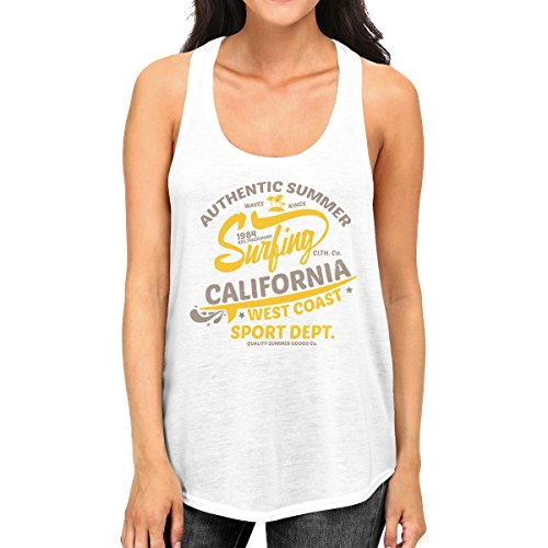 Authentic Frau California Strickjacke Druckenrmellose Gre Summer Eine 365 Surfing eEHIbDW29Y
