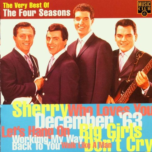 The Very Best of the Four Seasons (The Very Best Of The Four Seasons)