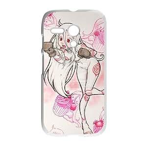 Deadman Wonderland Motorola G Cell Phone Case White present pp001_9754527