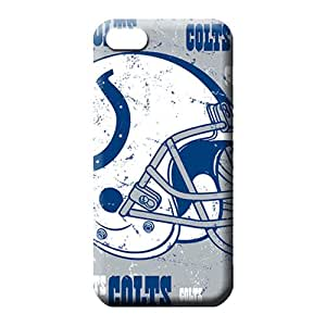 iphone 6 normal case Retail Packaging stylish phone back shell indianapolis colts nfl football