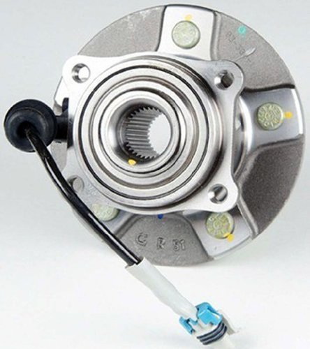 DTA Premium NT512229 Hub Bearing Assembly with Warranty - Rear (2007 Saturn Warranty)