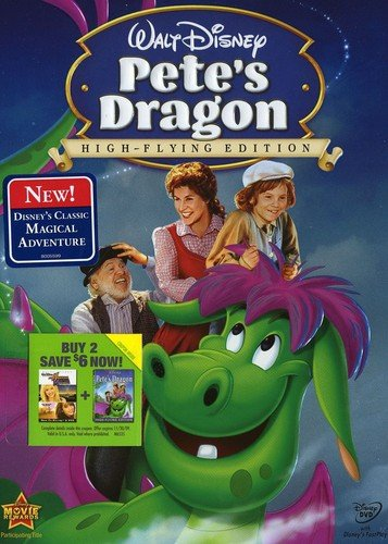Pete's Dragon (High-Flying Edition) (Good Small Pets For 8 Year Olds)