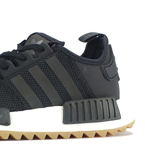 adidas Originals  Adidas Originals Nmd_r1, Damen Traillaufschuhe mehrfarbig schwarz / weiß 39 1/3