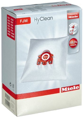 Miele Vacuum Cleaner Bags Type FJM AirClean