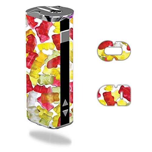 MightySkins Skin for Eleaf iStick 30W – Gummy Bears | Protective, Durable, and Unique Vinyl Decal wrap Cover | Easy to Apply, Remove, and Change Styles | Made in The USA