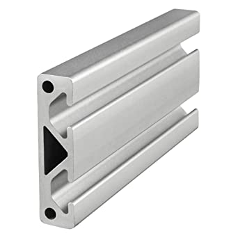 80//20 Inc 25mm x 25mm Tri-Slotted T-Slot Aluminum 25 Series 25-2503 x 305mm N