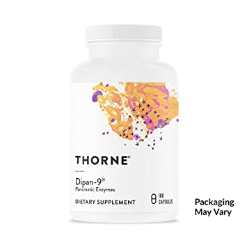 Amazon.com: Thorne Research - Dipan-9 - Pancreatic Enzymes for ...