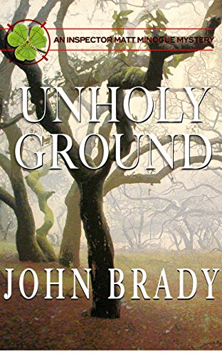 book cover of Unholy Ground