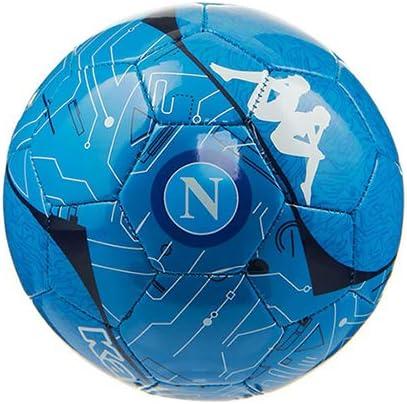 Kappa Mini balón Player, Adultos Unisex, Blanco/Azul, Talla 02 ...