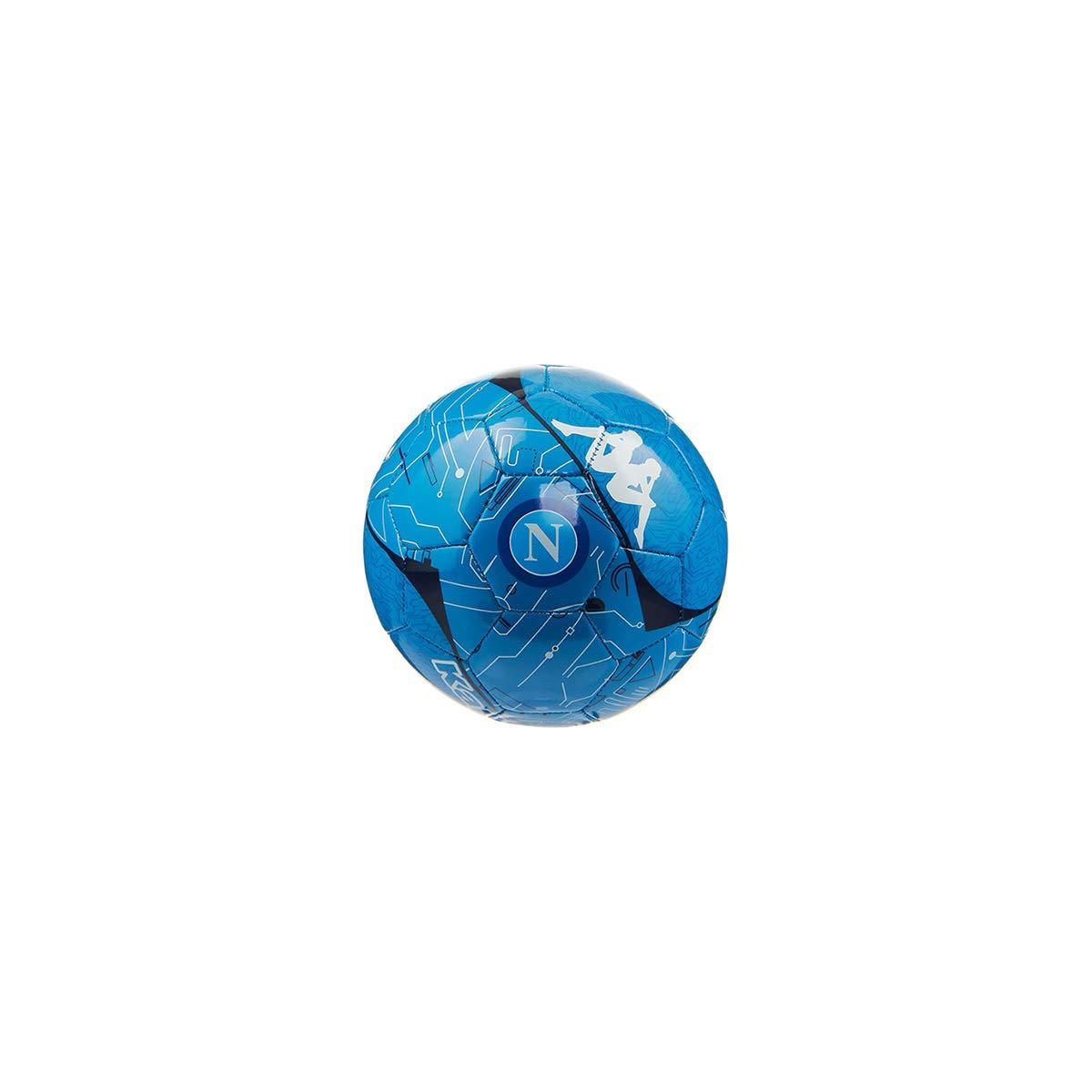 Kappa Mini balón Player, Adultos Unisex, Azul/Blanco, Talla 02 ...