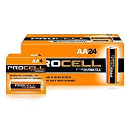 Duracell Procell AA 24 Pack...