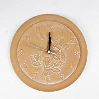 Roots & Shoots - Reloj de jardín (Terracota
