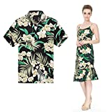 Best Dress XLs - Made in Hawaii Premium Couple Matching Luau Aloha Review