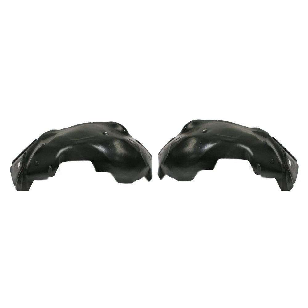 Fender Liner for 2007-2013 Chevrolet Silverado 1500 Front Left & Right Set of 2
